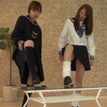 【インセクトクラッシュ】女子高生JKがカブト虫をローファーで容赦なく踏み潰す!