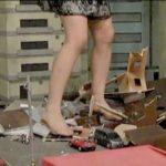 【ジャイアンテス】巨大娘がピンヒールですべてを粉砕するGTSクラッシュ動画!