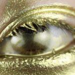 【目玉フェチ】Golden Eyes(黄金の目)金粉マニアも衝撃的な映像!